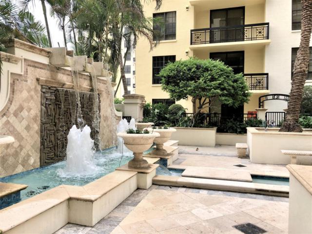 801 S Olive Avenue #716, West Palm Beach, FL 33401 (#RX-10546546) :: Weichert, Realtors® - True Quality Service