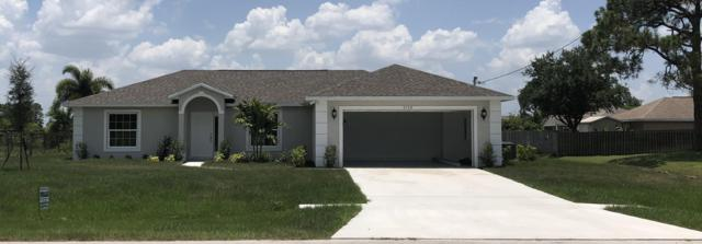 5759 NW Cotton Drive, Saint Lucie West, FL 34986 (#RX-10546558) :: Ryan Jennings Group