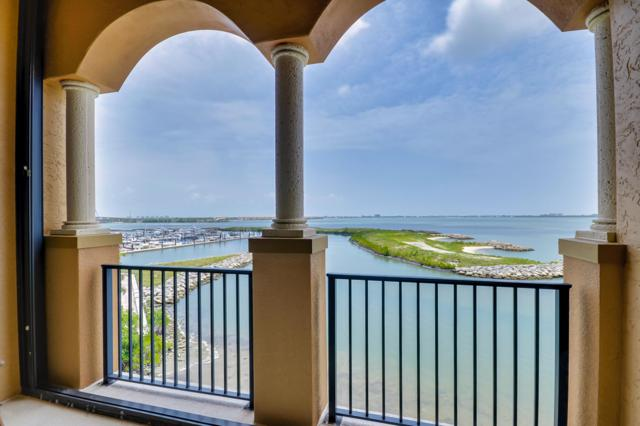 20 Orange Avenue Ph6, Fort Pierce, FL 34950 (#RX-10546656) :: The Reynolds Team/Treasure Coast Sotheby's International Realty