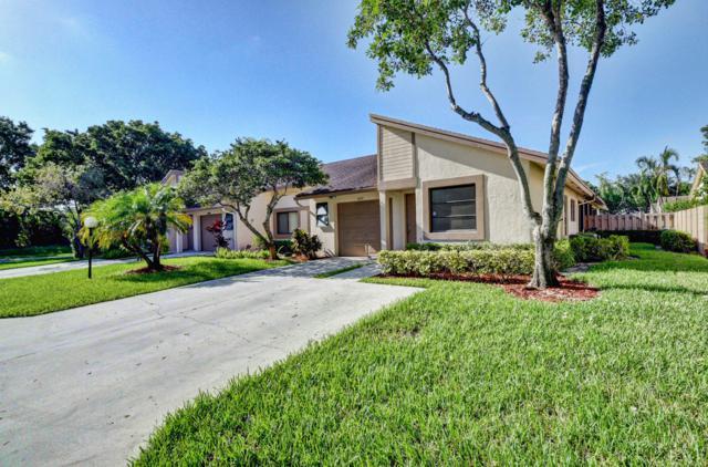 8044 Hiddenview Terrace B, Boca Raton, FL 33496 (MLS #RX-10546694) :: The Paiz Group