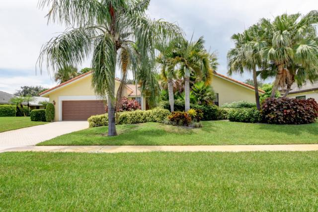 16801 Rose Apple Drive, Delray Beach, FL 33445 (MLS #RX-10546768) :: The Edge Group at Keller Williams