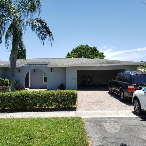 876 Croton Drive, Royal Palm Beach, FL 33411 (#RX-10546821) :: Weichert, Realtors® - True Quality Service