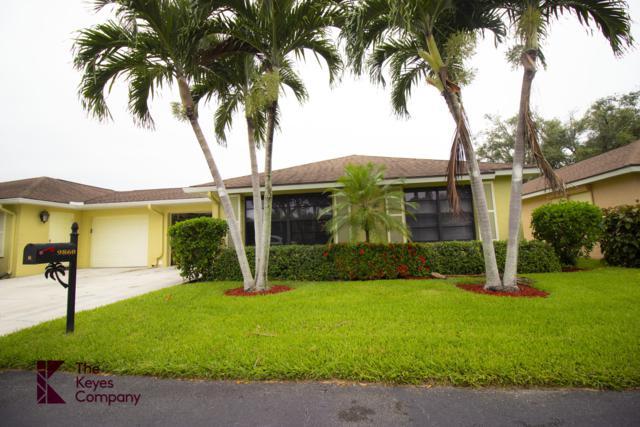 9860 Pecan Tree Drive B, Boynton Beach, FL 33436 (#RX-10546910) :: Weichert, Realtors® - True Quality Service