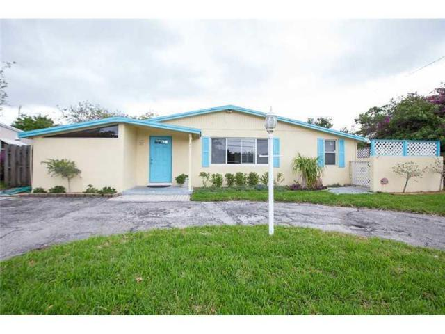 251 NE 21st Street, Pompano Beach, FL 33060 (MLS #RX-10546911) :: Berkshire Hathaway HomeServices EWM Realty