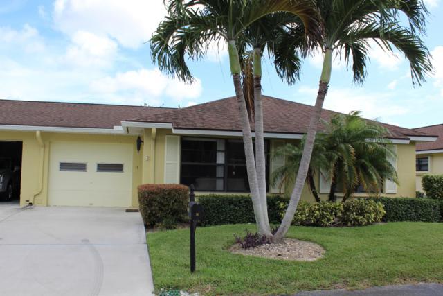 9800 Tabebuia Tree Drive B, Boynton Beach, FL 33436 (#RX-10546956) :: Ryan Jennings Group