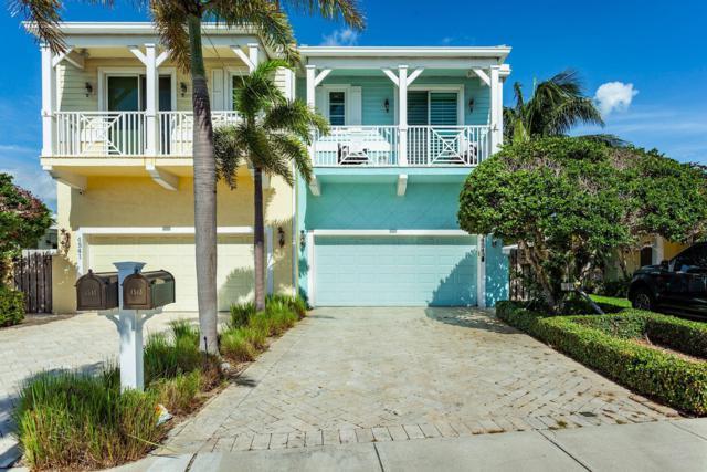 4543 Poinciana Street, Lauderdale By the Sea, FL 33308 (#RX-10546994) :: Ryan Jennings Group