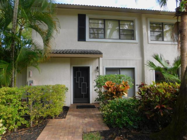 4 Westgate Lane 4B, Boynton Beach, FL 33436 (#RX-10547012) :: Ryan Jennings Group