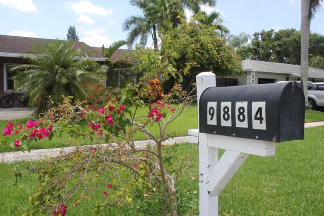 9884 Liberty Court, Boca Raton, FL 33434 (MLS #RX-10547038) :: Berkshire Hathaway HomeServices EWM Realty