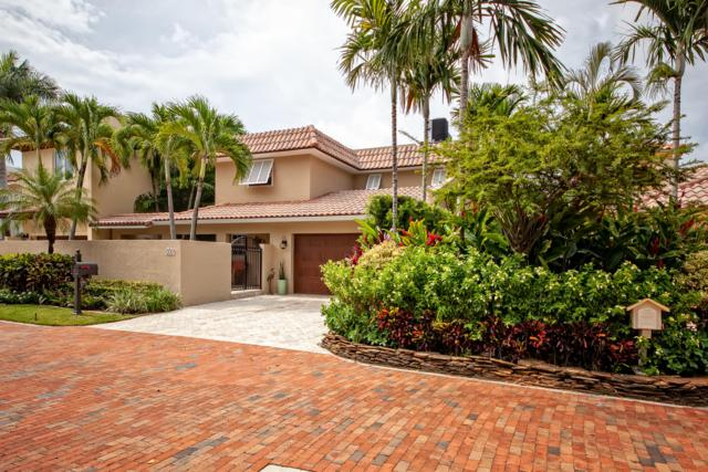 500 Commodore Circle, Delray Beach, FL 33483 (MLS #RX-10547059) :: Berkshire Hathaway HomeServices EWM Realty