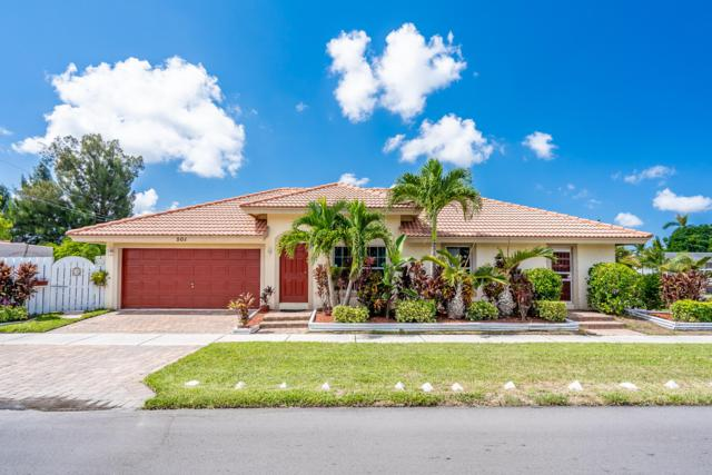 501 Walker Avenue, Greenacres, FL 33463 (#RX-10547066) :: Weichert, Realtors® - True Quality Service
