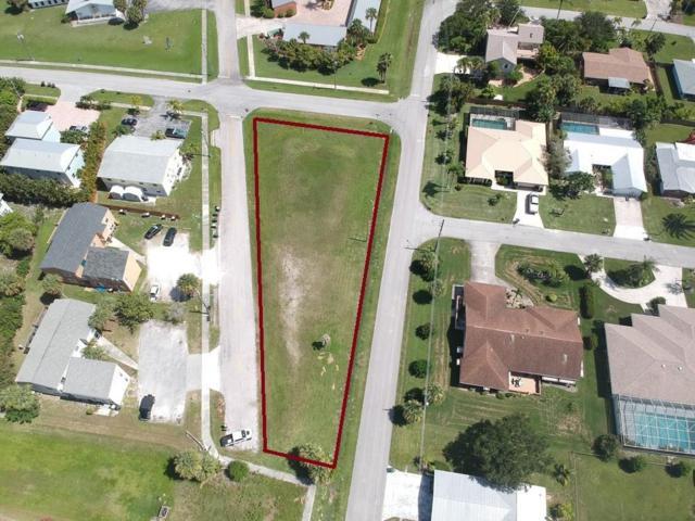 .45 Acre South Beach, Fort Pierce, FL 34950 (MLS #RX-10547088) :: Castelli Real Estate Services