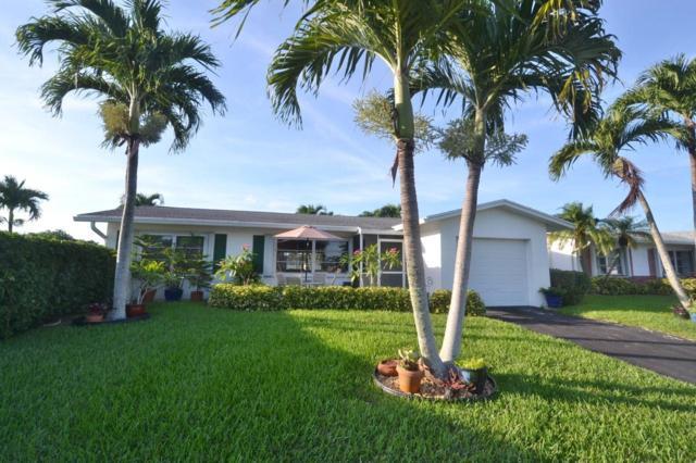 14315 Amapola Drive, Delray Beach, FL 33484 (MLS #RX-10547200) :: Castelli Real Estate Services