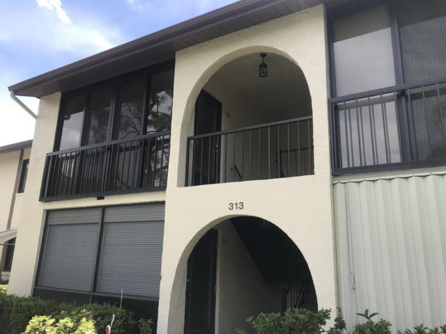 313 Knotty Pine Circle C-2, Greenacres, FL 33463 (MLS #RX-10547212) :: Berkshire Hathaway HomeServices EWM Realty
