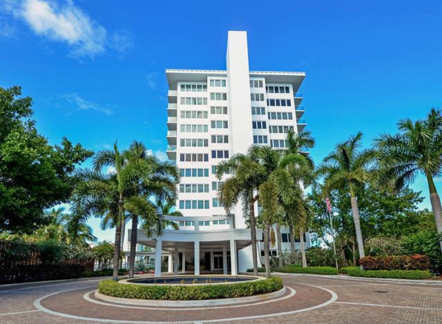 701 E Camino Real 9C, Boca Raton, FL 33432 (#RX-10547213) :: Ryan Jennings Group