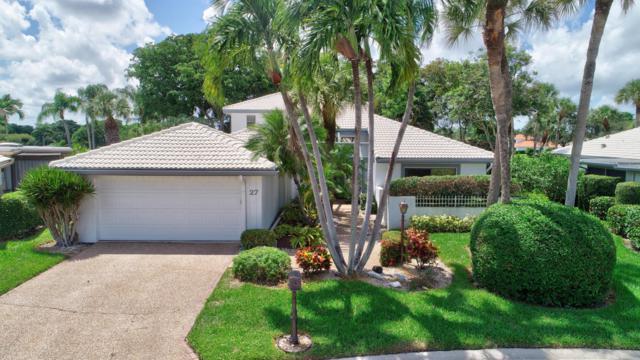 27 Estate Drive, Boynton Beach, FL 33436 (MLS #RX-10547215) :: Castelli Real Estate Services