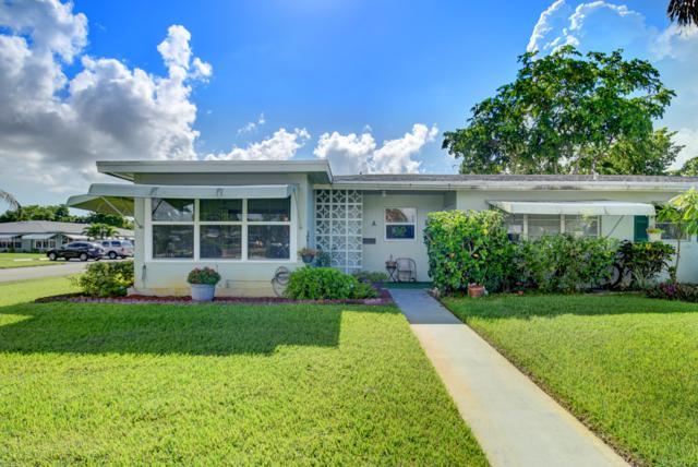 660 High Point Boulevard N A, Delray Beach, FL 33445 (MLS #RX-10547217) :: Castelli Real Estate Services