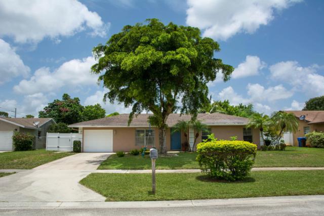 133 Finch Court, Royal Palm Beach, FL 33411 (#RX-10547230) :: Weichert, Realtors® - True Quality Service