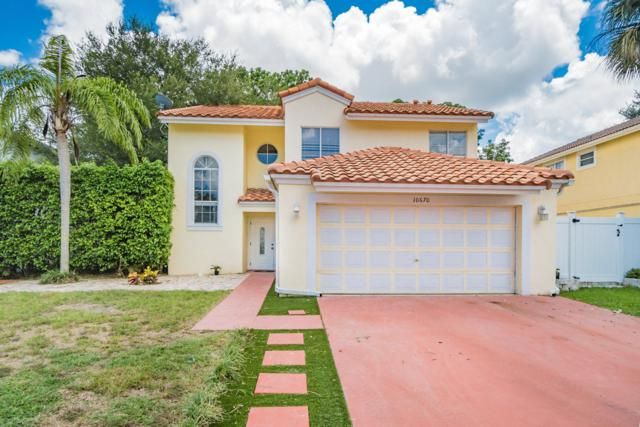 10670 NW Palm Spring Drive, Boca Raton, FL 33428 (MLS #RX-10547240) :: Castelli Real Estate Services