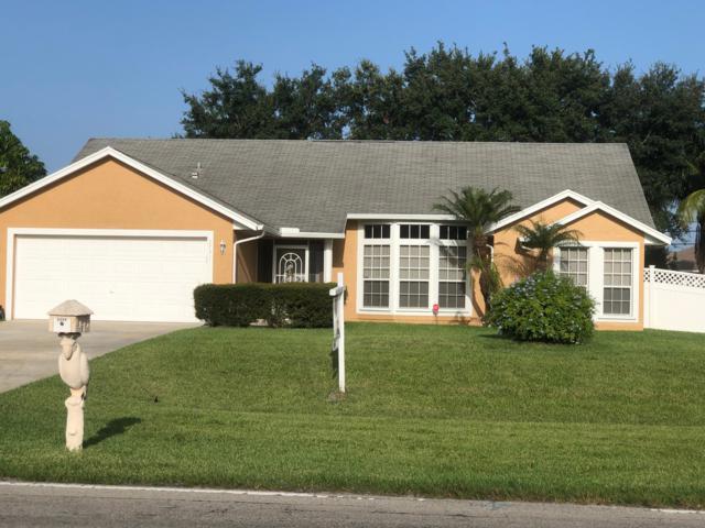 2731 SW Savona Boulevard, Port Saint Lucie, FL 34953 (MLS #RX-10547246) :: Berkshire Hathaway HomeServices EWM Realty