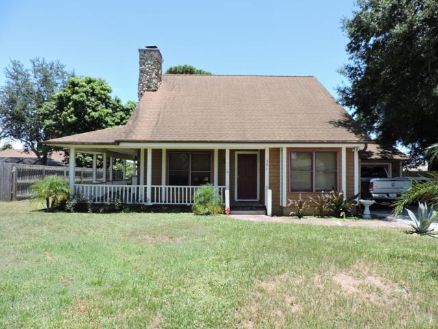 341 NE Gladiola Avenue, Port Saint Lucie, FL 34983 (MLS #RX-10547258) :: Castelli Real Estate Services