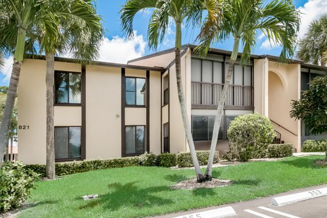 821 Sky Pine Way A1, Greenacres, FL 33415 (#RX-10547268) :: Weichert, Realtors® - True Quality Service