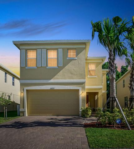 1537 NW Cataluna Circle, Port Saint Lucie, FL 34986 (#RX-10547291) :: Weichert, Realtors® - True Quality Service