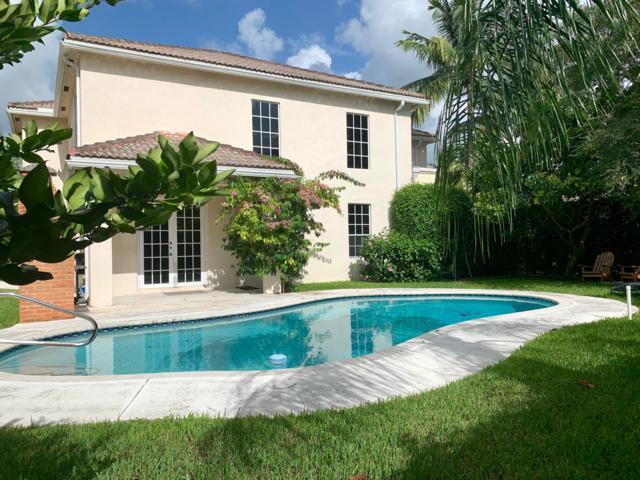 9705 Vineyard Court, Boca Raton, FL 33428 (#RX-10547298) :: Dalton Wade