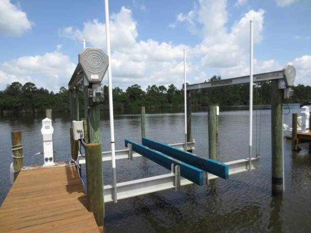 # 18 SW Pennsylvania Avenue Dock # 18, Stuart, FL 34997 (MLS #RX-10547333) :: The Paiz Group