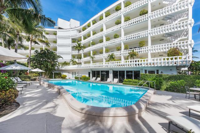 300 S Ocean Boulevard 5H, Palm Beach, FL 33480 (#RX-10547364) :: Weichert, Realtors® - True Quality Service