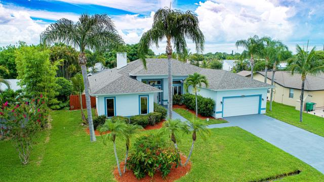 432 SE Seabreeze Lane, Port Saint Lucie, FL 34983 (#RX-10547376) :: Weichert, Realtors® - True Quality Service