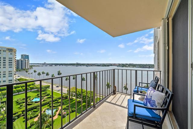1801 S Flagler Drive #1204, West Palm Beach, FL 33401 (#RX-10547419) :: Ryan Jennings Group