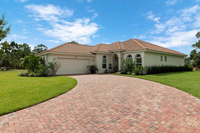 1147 NW Mossy Oak Way, Jensen Beach, FL 34957 (MLS #RX-10547520) :: Berkshire Hathaway HomeServices EWM Realty