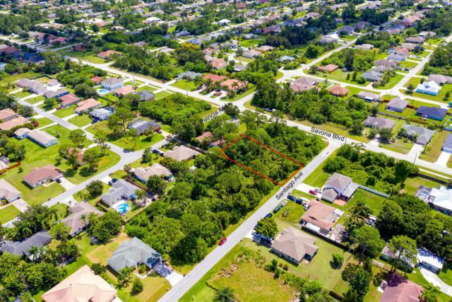 1405 SW Santiago Avenue, Port Saint Lucie, FL 34953 (#RX-10547532) :: Ryan Jennings Group
