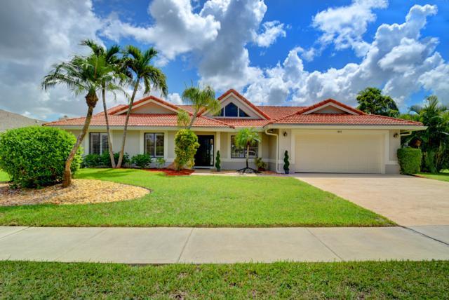 1922 Staimford Circle, Wellington, FL 33414 (MLS #RX-10547641) :: Berkshire Hathaway HomeServices EWM Realty