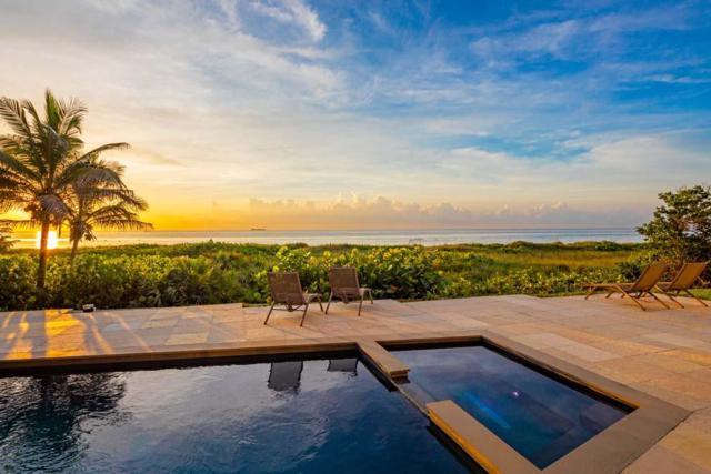 711 N Ocean Boulevard, Delray Beach, FL 33483 (MLS #RX-10547656) :: Berkshire Hathaway HomeServices EWM Realty