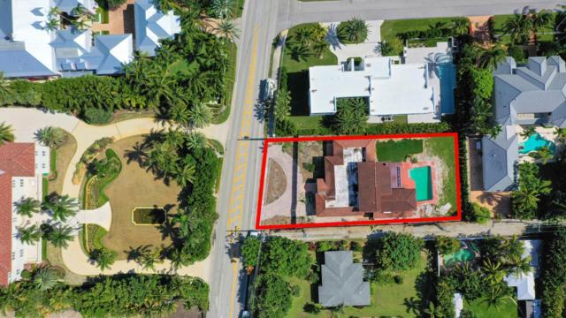 6260 N Ocean Boulevard, Ocean Ridge, FL 33435 (#RX-10547666) :: Ryan Jennings Group