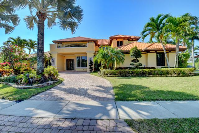 3872 NW 53rd Street, Boca Raton, FL 33496 (MLS #RX-10547670) :: Berkshire Hathaway HomeServices EWM Realty