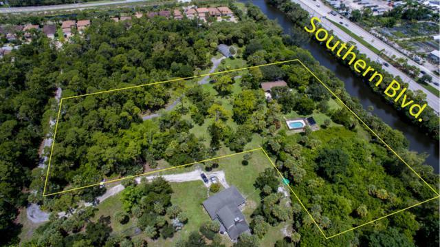 7879 Mahogany Lane, West Palm Beach, FL 33411 (MLS #RX-10547694) :: Berkshire Hathaway HomeServices EWM Realty