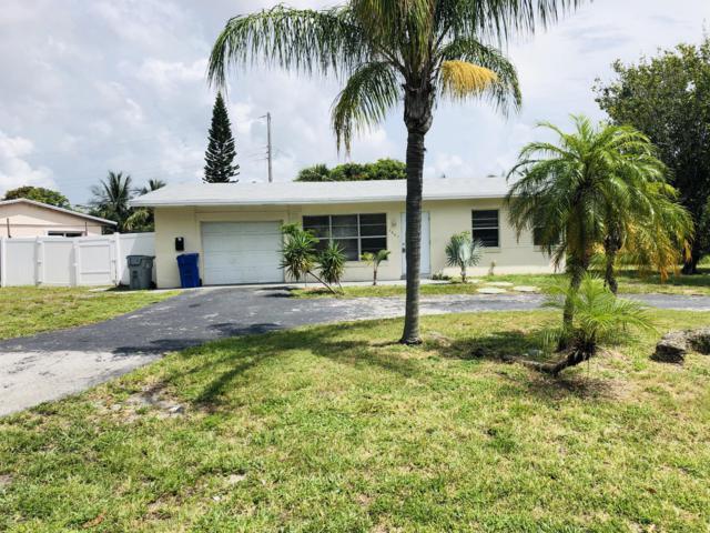 1651 NE 31st Court, Pompano Beach, FL 33064 (MLS #RX-10547724) :: Berkshire Hathaway HomeServices EWM Realty