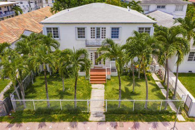 635 Lenox Avenue, Miami Beach, FL 33139 (MLS #RX-10547738) :: Castelli Real Estate Services