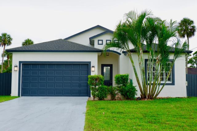 1292 SW Wellington Avenue, Port Saint Lucie, FL 34953 (MLS #RX-10547780) :: Berkshire Hathaway HomeServices EWM Realty