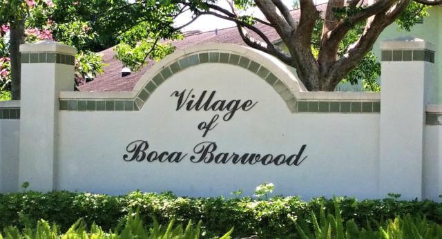 8949 SW 22nd Street A, Boca Raton, FL 33433 (MLS #RX-10547787) :: The Paiz Group