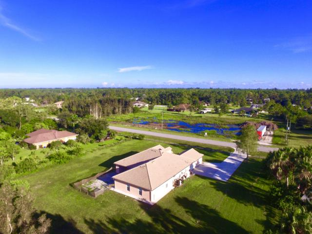17393 Orange Boulevard, Loxahatchee, FL 33470 (#RX-10547929) :: Ryan Jennings Group
