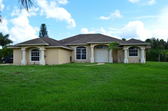 18347 Hamlin Boulevard S, Loxahatchee, FL 33470 (#RX-10547944) :: Ryan Jennings Group