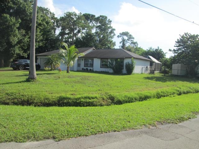 2497 SW Warwick Street, Port Saint Lucie, FL 34953 (#RX-10548093) :: Weichert, Realtors® - True Quality Service