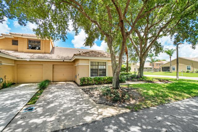 9983 Watermill Circle D, Boynton Beach, FL 33437 (MLS #RX-10548106) :: Lucido Global