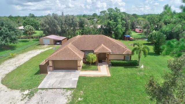 14871 73rd Street N, The Acreage, FL 33470 (MLS #RX-10548149) :: Berkshire Hathaway HomeServices EWM Realty