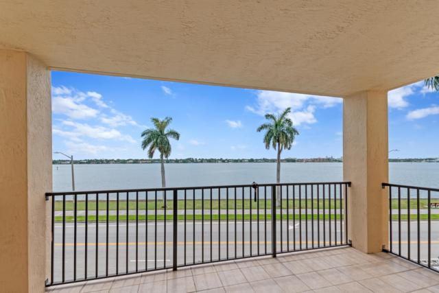 1801 N Flagler Drive #340, West Palm Beach, FL 33407 (#RX-10548207) :: Ryan Jennings Group