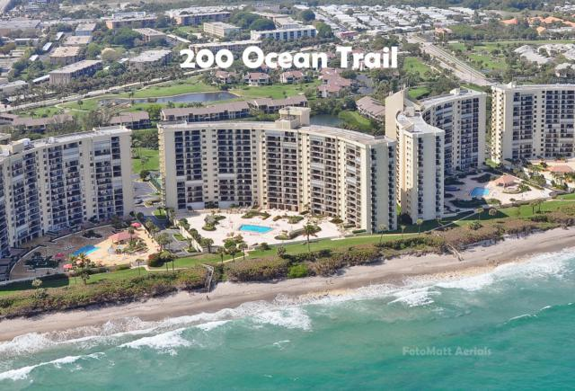 200 Ocean Trail Way #508, Jupiter, FL 33477 (#RX-10548288) :: Ryan Jennings Group