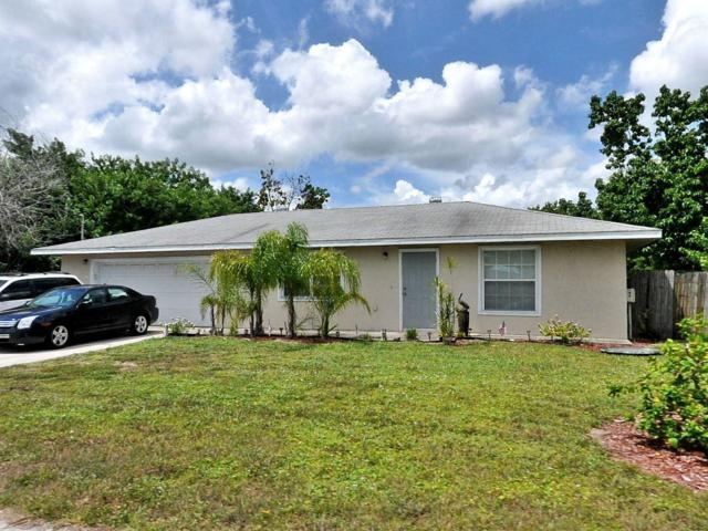 850 SW Bayshore Boulevard SW, Port Saint Lucie, FL 34984 (#RX-10548347) :: Ryan Jennings Group